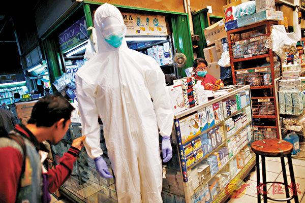 ■印尼被指防疫或出現漏洞。 路透社
