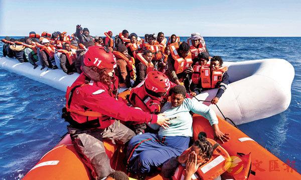 封港拒難民上岸 意極右領袖或囚15年