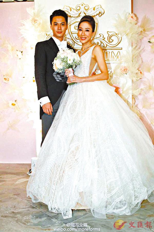 ■楊怡與羅仲謙結婚多年,一直希望有愛情結晶品。  資料圖片