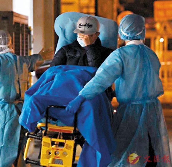 ■首宗死亡個案已轉交死因裁判官跟進,本星期會解剖屍體了解死因。 資料圖片