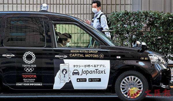 ■日本一名的士司機傳染多人。 美聯社