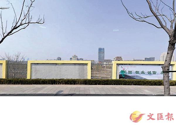 ■此次出讓地塊為上海徐匯濱江西岸金融港綜合體地塊,由28個地塊組合而成,總建築面積接近180萬平方米。 資料圖片