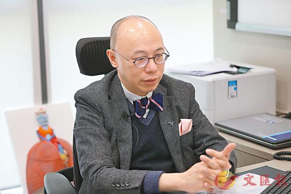 ■朱頌明認為香港現行的防疫檢疫措施是有效的。