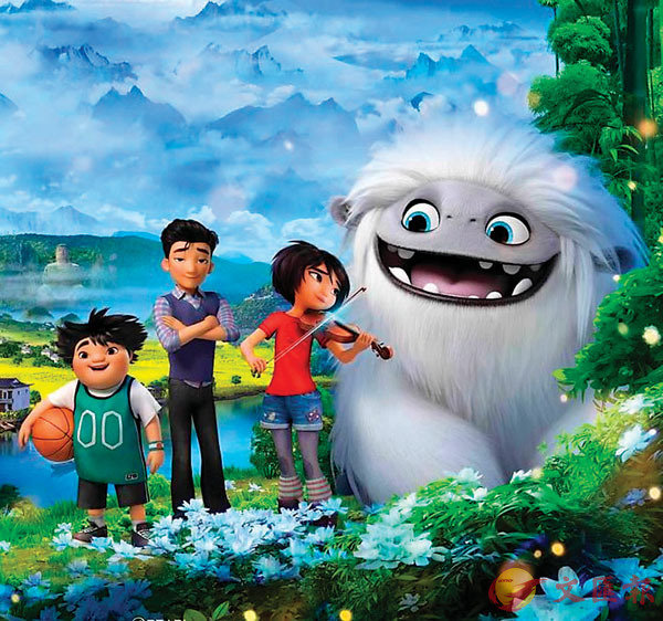 ■主人公小藝和小夥伴一起護送小雪人重返喜馬拉雅山的家園。