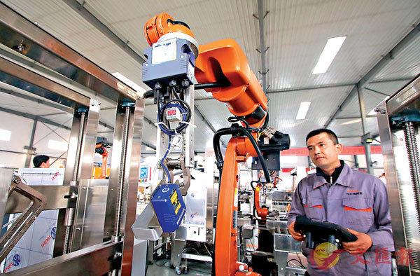 ■人工智能在中國製造業應用的市場規模可望於2025年超過20億美元。資料圖片