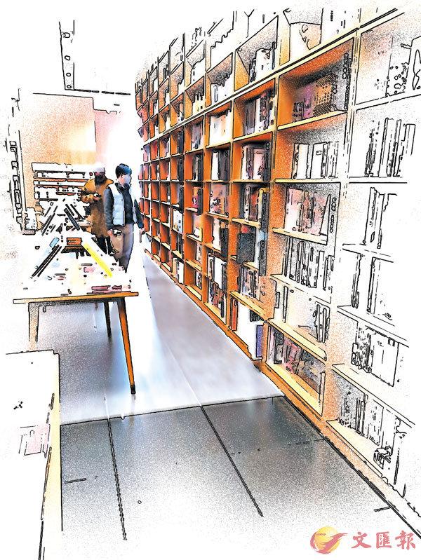 ■疫情期間,Page One書店始終正常營業。