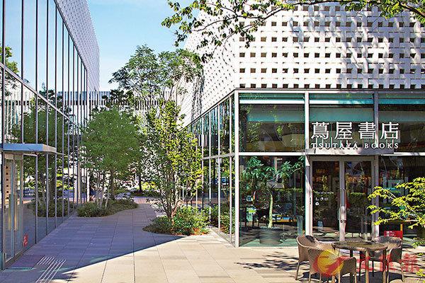 ■東京代官山蔦屋書店曾被譽為世界最美的20家書店之一。網上圖片