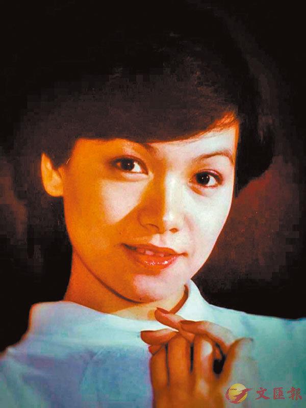 ■年輕時的楊王小玲。受訪者提供