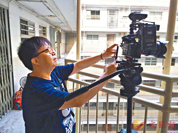 ■Rosa早年從事電影拍攝工作。