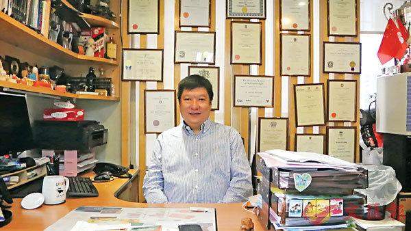■從業幾十年,梁醫生參與過香港可謂最重大離奇的刑事案件。