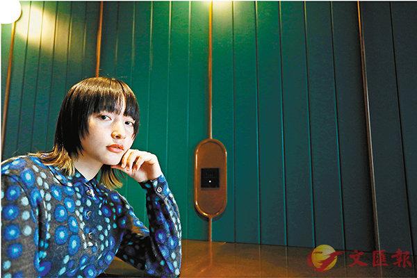 ■陳漢娜也希望日後能嘗試做幕後工作。