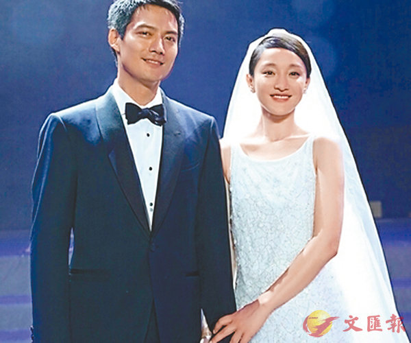■周迅當年與高聖遠在杭州結婚,但這段婚姻甜蜜期卻短暫。  資料圖片