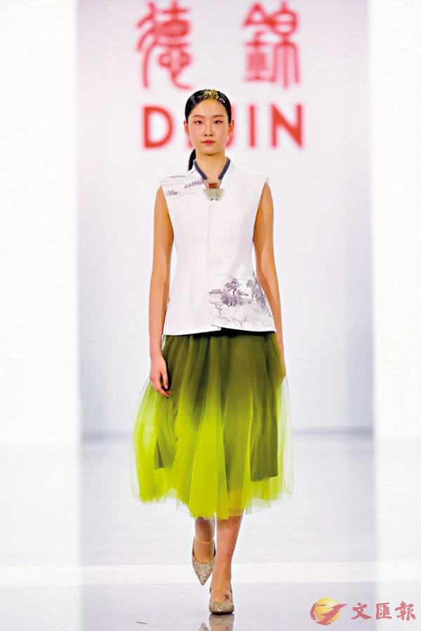 ■周麗習慣賦「時尚」外殼以珍貴、獨特且有質感的民族內涵。
