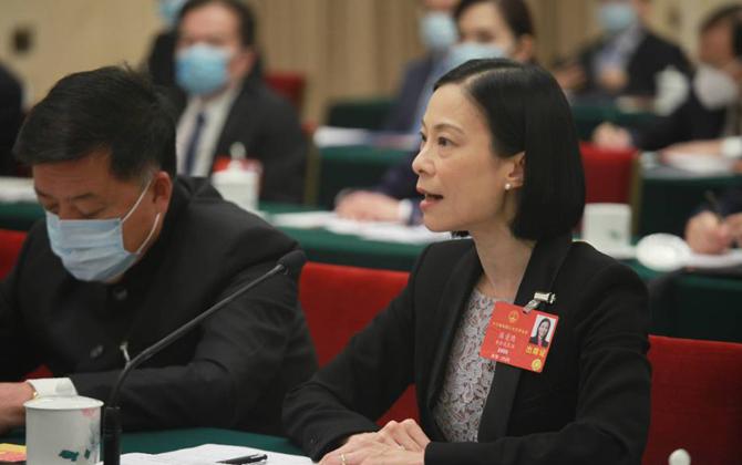 港區人大代表:期待涉港決定盡快完成立法工作