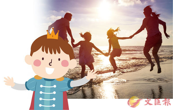 ■ 父母在孩子的成長中當然是最重要的因素,但其實親人、鄰居、同學,甚至社會、傳媒都對孩子的成長有影響。 網上圖片