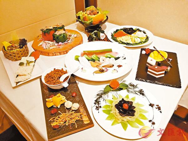 ■九龍維景酒店唐宮中餐廳健康美食巡禮