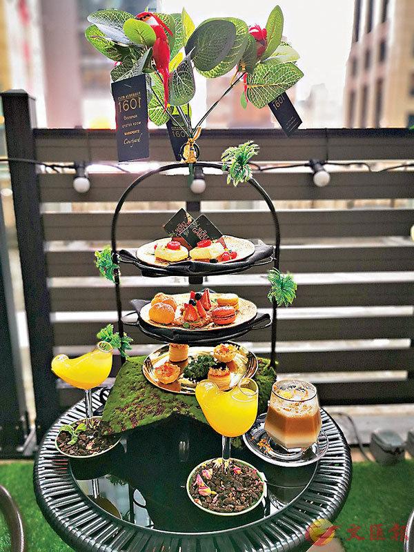 ■秘密花園2人英式下午茶