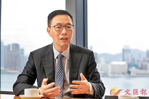 ■楊潤雄表示,會研究在課程不同部分加強國歌教育。 資料圖片
