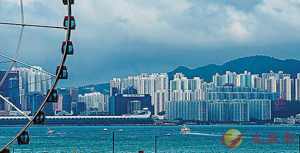 ■今年上半年九龍區屋苑估值表現最佳,港島區中價屋苑表現則最差。 資料圖片