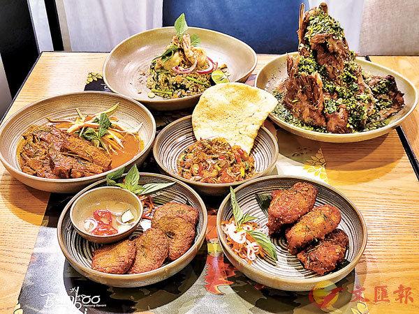 ■泰式餐廳Bamboo Thai精緻菜式