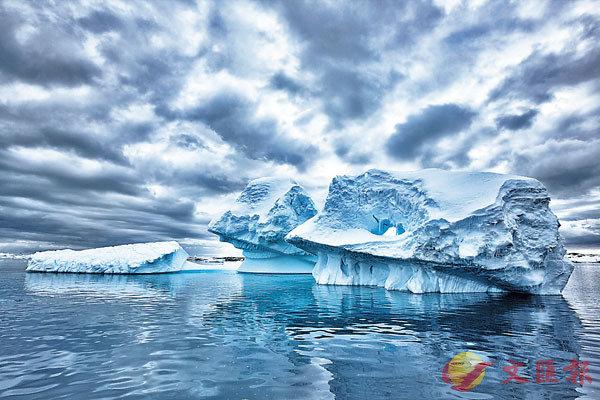 ■北極圈首次錄得華氏100度以上的溫度,意味氣溫上升速度已較科學家預測更快。 資料圖片