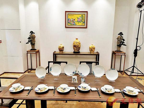 ■針對中端市場的「幸福禮」一舉打開市場。香港文匯報記者李望賢  攝