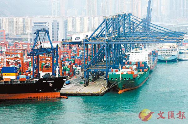 ■香港的出口表現短期內預料將繼續受壓。 資料圖片