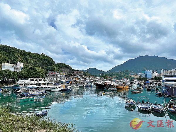 ■鯉魚門海景