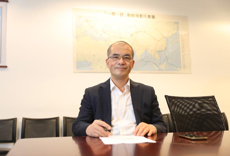 王春新:香港國安法助加快復甦