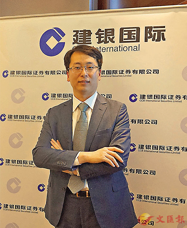 ■ 趙文利稱市場對香港國安法擔憂已經逐漸被消化。