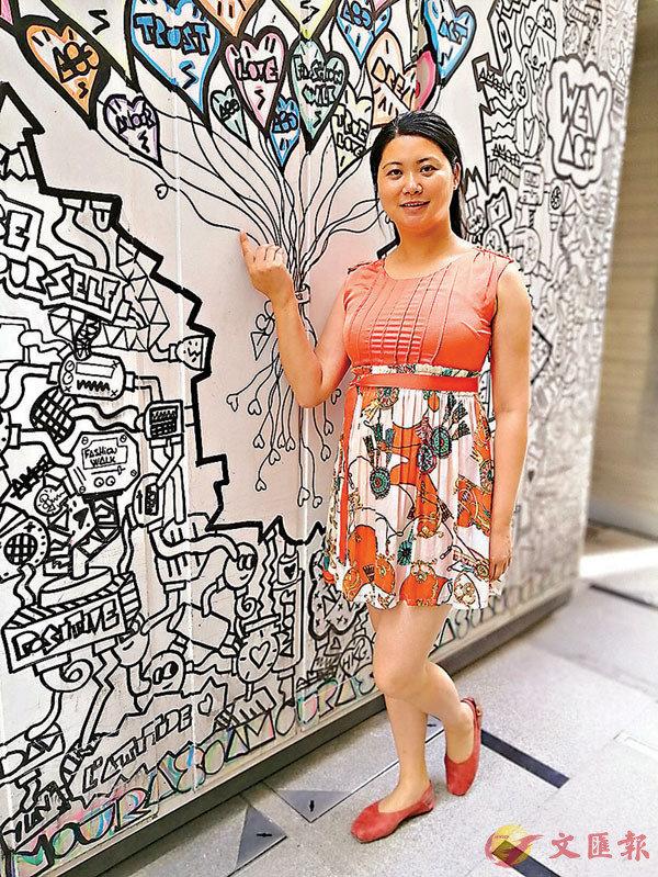 ■林玖鈺熱心參與各類關懷社會的公益活動。