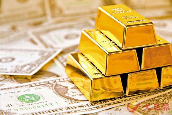 ■金價近期繼續向上突破1,900大關,創歷史高位。資料圖片