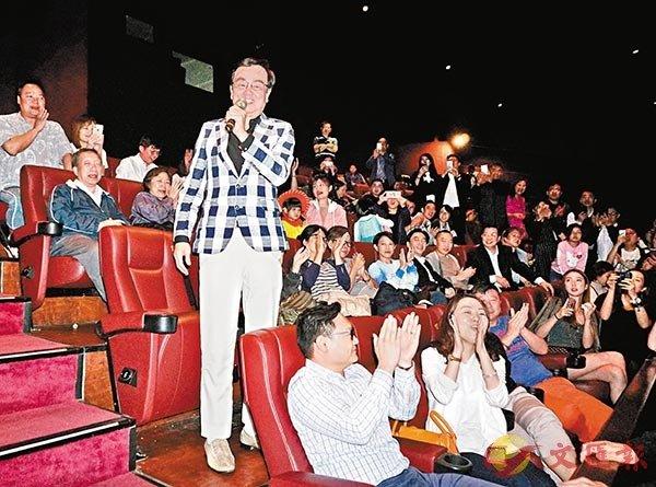 ■黃百鳴直指戲院租金佔了戲院商80%的開支。  資料圖片
