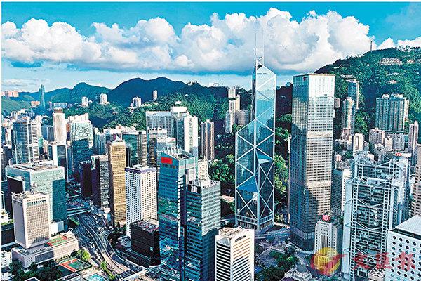 ■ 香港經濟增長恐未見底。 資料圖片