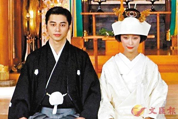 ■東出昌大與渡邊杏結束5年多婚姻。 網上圖片