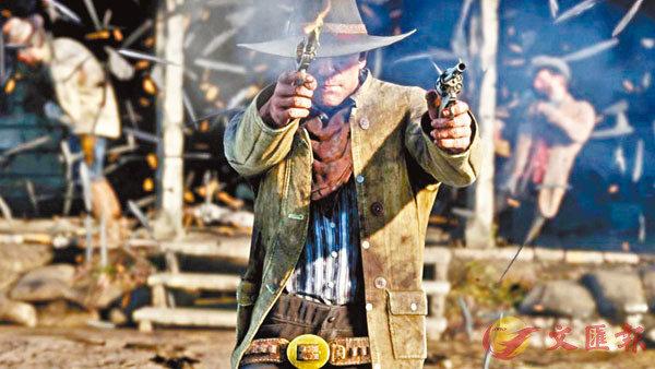 ■《碧血狂殺2》的故事舞台在美國西部。 資料圖片