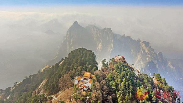 ■華山。資料圖片