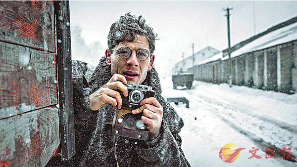 ■威爾斯年輕記者加雷士鍾斯由占士諾頓飾演。