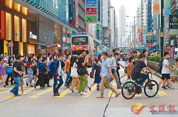 ■相隔三周後再現零本地感染,昨新增17宗確診個案,全是輸入個案,其中11宗由印度輸入。 香港文匯報記者  攝
