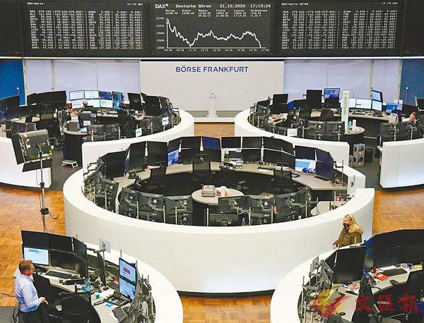 ■ 在市場觀望氣氛濃厚下,各類資產價格走勢出現失方向狀況。 路透社