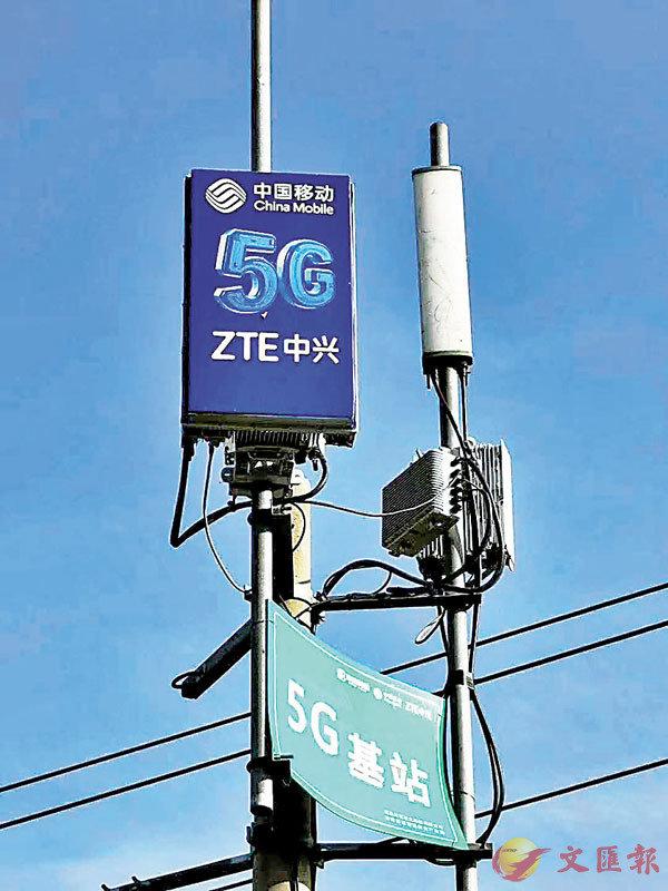 科百產業園是中國第一個5G智慧農業產業園。 受訪者供圖