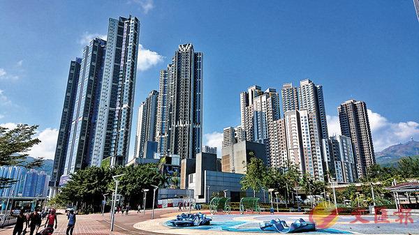 ■ 二手樓價近期升幅以新界西最為顯著。資料圖片