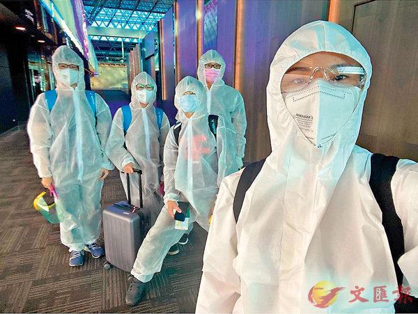 ●中國台北一姐戴資穎(右)亦以「重裝」出赴泰國。  戴資穎IG圖片