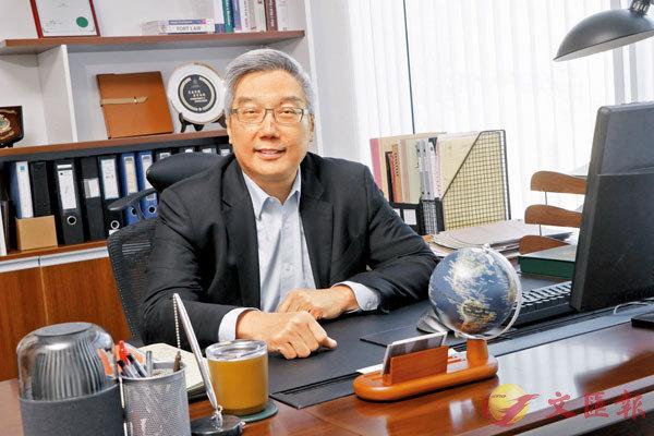 ●領路人杜之克對TVB的變革充滿信心。