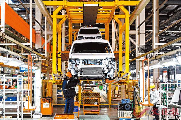 ● 汽車行業將實現恢復性正增長。 新華社