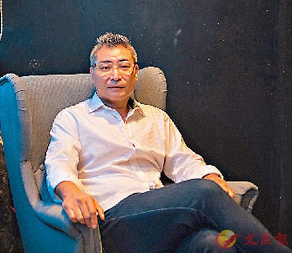 香水店老闆 梁家傑