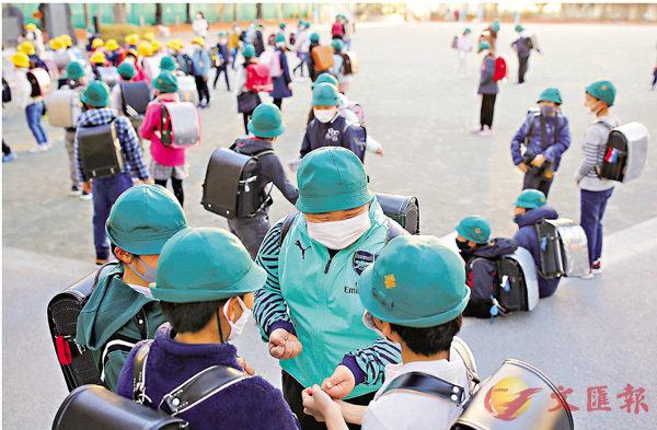 ●日本去年中小學生的自殺人數為440人,錄得40年來新高。 路透社