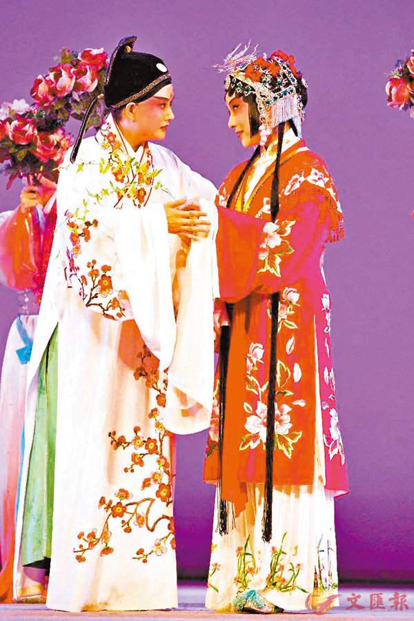 ●《臨川四夢》-《牡丹亭》。 上海昆劇團供圖