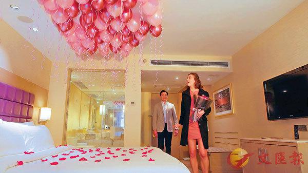 ●精美浪漫的房間布置