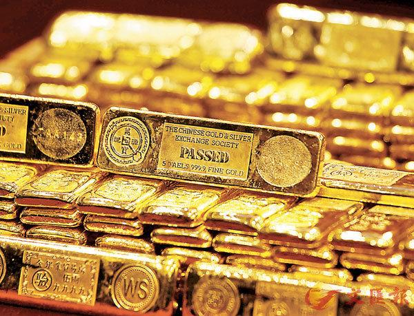 ● 市場擔心泡沫爆破風險,令傳統上有避險作用的黃金投資再次成為熱門理財話題。